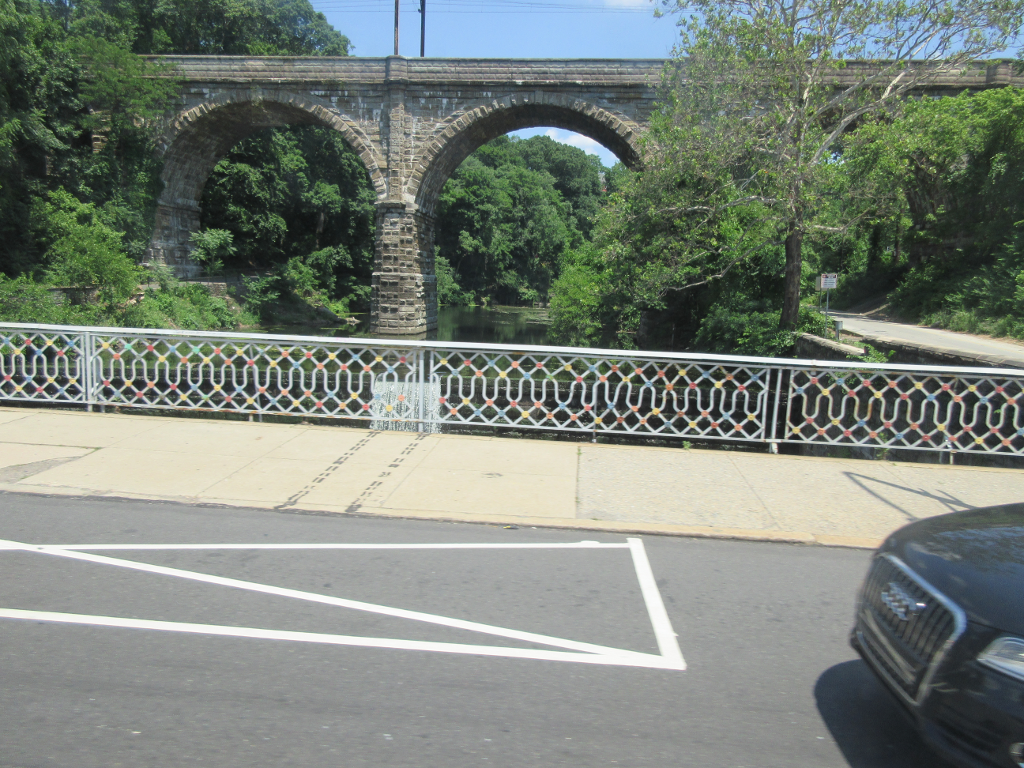 Manayunk bridges